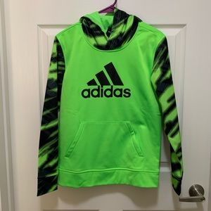 Adidas hoodie. Boys size 14/16. NWOT! Never worn!